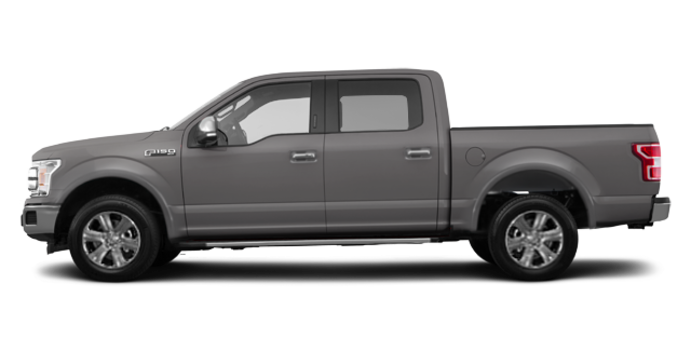 2018 Ford F-150 LARIAT   Photo 4   Lead Foot
