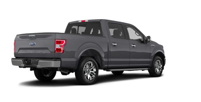 2018 Ford F-150 LARIAT   Photo 5   Magnetic