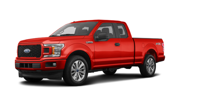 2018 Ford F-150 XL | Photo 6 | Race Red