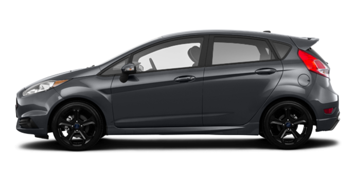 2018 Ford Fiesta Hatchback ST   Photo 4   Magnetic