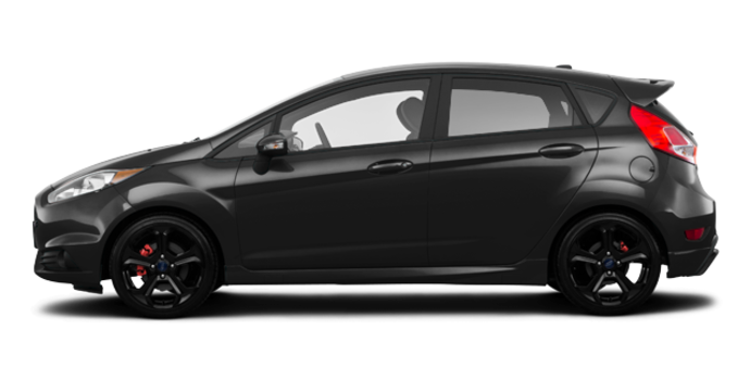 2018 Ford Fiesta Hatchback ST | Photo 4 | Shadow Black