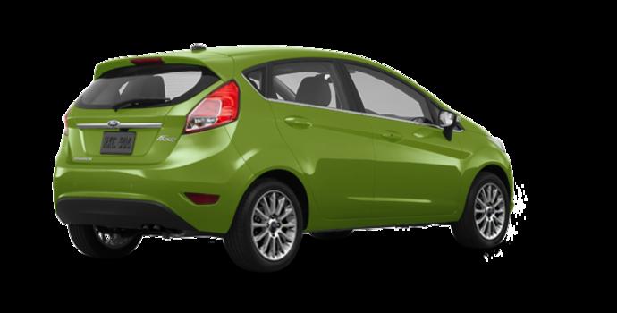 2018 Ford Fiesta Hatchback TITANIUM | Photo 5 | Outrageous Green