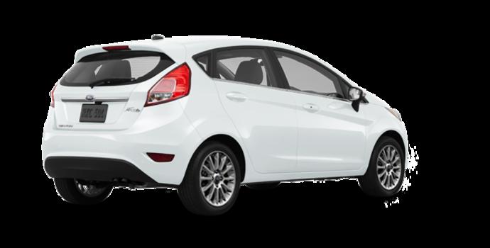2018 Ford Fiesta Hatchback TITANIUM | Photo 5 | White Platinum