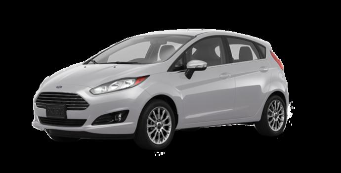 2018 Ford Fiesta Hatchback TITANIUM | Photo 6 | Ingot Silver
