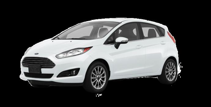 2018 Ford Fiesta Hatchback TITANIUM | Photo 6 | White Platinum