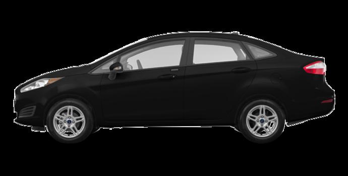 2018 Ford Fiesta Sedan SE | Photo 4 | Shadow Black