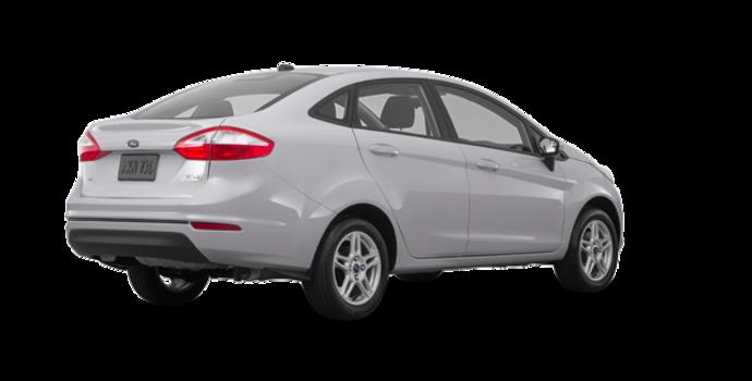 2018 Ford Fiesta Sedan SE | Photo 5 | Ingot Silver