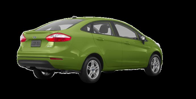 2018 Ford Fiesta Sedan SE | Photo 5 | Outrageous Green