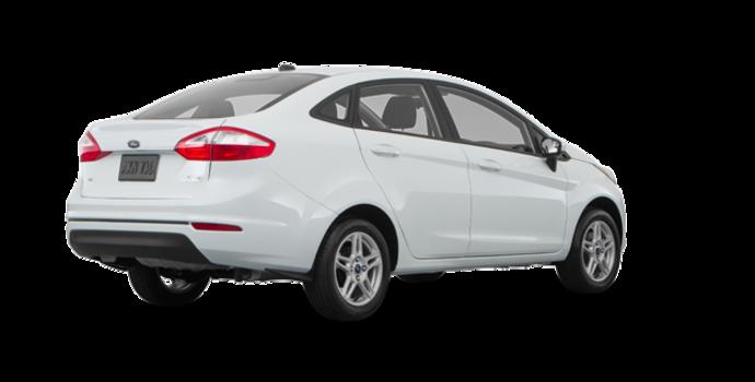 2018 Ford Fiesta Sedan SE | Photo 5 | Oxford White
