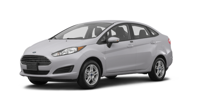 2018 Ford Fiesta Sedan SE | Photo 6 | Ingot Silver