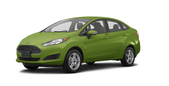 2018 Ford Fiesta Sedan SE | Photo 6 | Outrageous Green