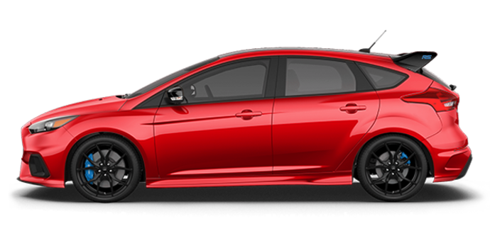 2018 Ford Focus Hatchback RS | Photo 4 | Race Red
