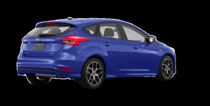 2018 Ford Focus Hatchback SE | Photo 5 | Lightning Blue