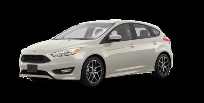 2018 Ford Focus Hatchback SE | Photo 6 | White Gold