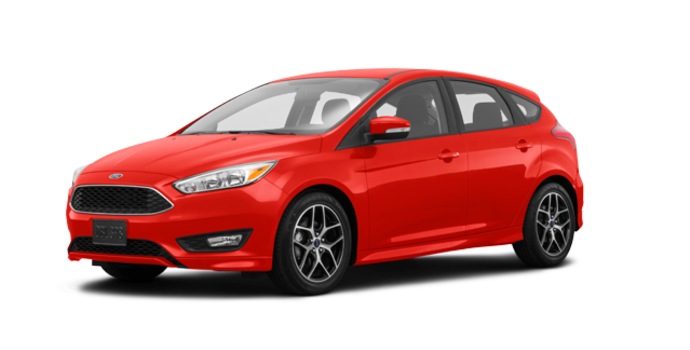 2018 Ford Focus Hatchback SE | Photo 6 | Hot Pepper Red Metallic