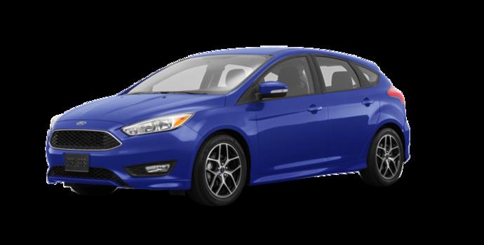 2018 Ford Focus Hatchback SE | Photo 6 | Lightning Blue