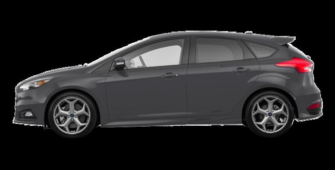 2018 Ford Focus Hatchback ST   Photo 4   Magnetic Metallic