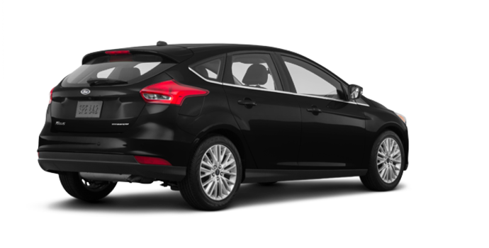 2018 Ford Focus Hatchback TITANIUM | Photo 5 | Shadow Black