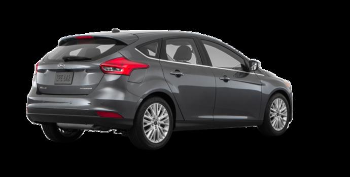 2018 Ford Focus Hatchback TITANIUM | Photo 5 | Magnetic Metallic