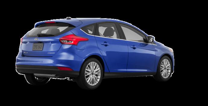 2018 Ford Focus Hatchback TITANIUM | Photo 5 | Lightning Blue