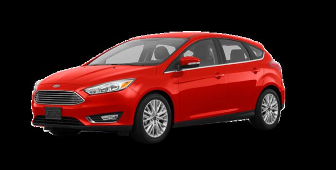 2018 Ford Focus Hatchback TITANIUM | Photo 6 | Hot Pepper Red Metallic