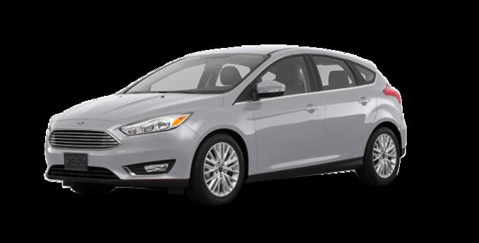 2018 Ford Focus Hatchback TITANIUM | Photo 6 | Ingot Silver Metallic