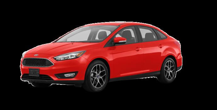 2018 Ford Focus Sedan SEL   Photo 6   Hot Pepper Red Metallic