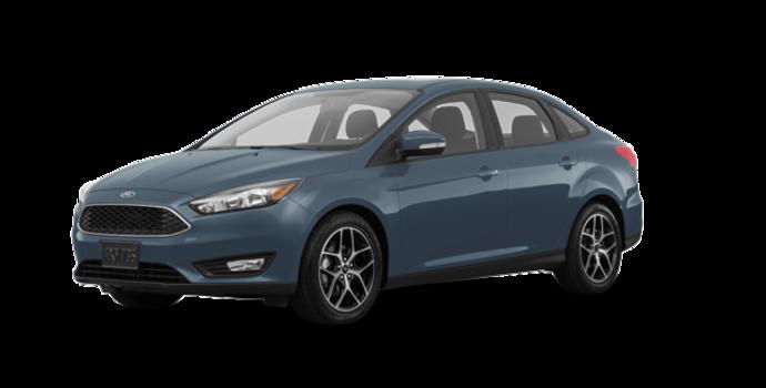 2018 Ford Focus Sedan SEL   Photo 6   Blue Metallic