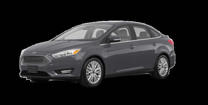 2018 Ford Focus Sedan TITANIUM | Photo 6 | Magnetic Metallic