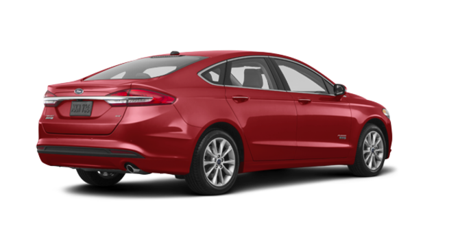 2018 Ford Fusion Energi SE | Photo 5 | Ruby Red