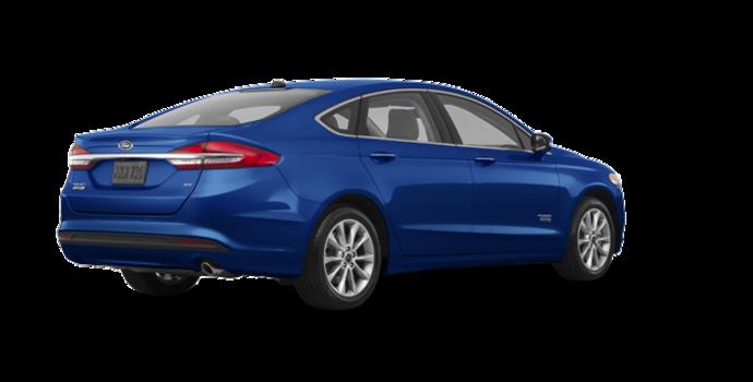 2018 Ford Fusion Energi SE | Photo 5 | Lightning Blue