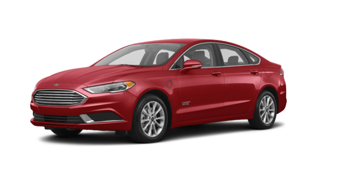 2018 Ford Fusion Energi SE | Photo 6 | Ruby Red