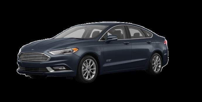 2018 Ford Fusion Energi TITANIUM | Photo 6 | Blue Metallic