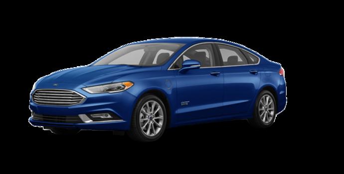 2018 Ford Fusion Energi TITANIUM | Photo 6 | Lightning Blue