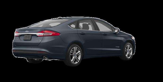 2018 Ford Fusion Hybrid SE | Photo 5 | Blue Metallic
