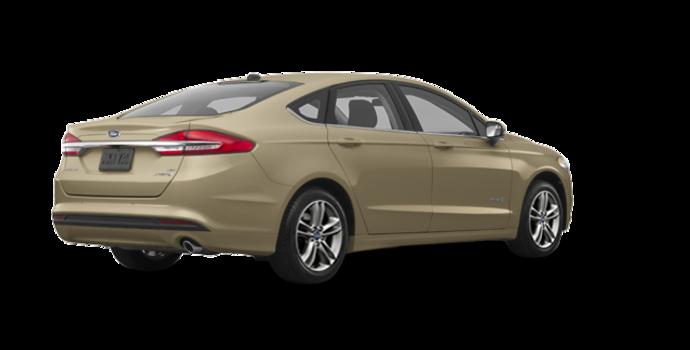2018 Ford Fusion Hybrid SE | Photo 5 | White Gold