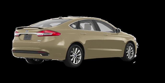 2018 Ford Fusion PLATINUM | Photo 5 | White Gold