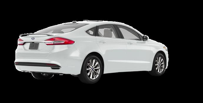 2018 Ford Fusion PLATINUM | Photo 5 | White Platinum