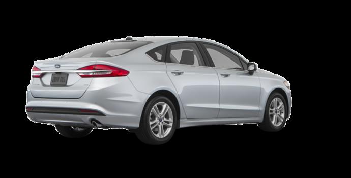 2018 Ford Fusion SE | Photo 5 | Ingot Silver