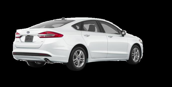 2018 Ford Fusion SE | Photo 5 | Oxford White
