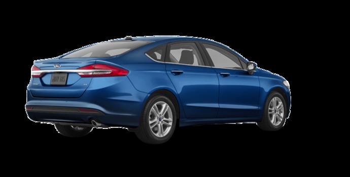 2018 Ford Fusion SE | Photo 5 | Lightning Blue