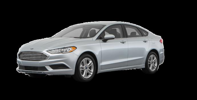 2018 Ford Fusion SE | Photo 6 | Ingot Silver