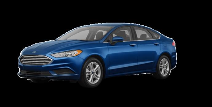 2018 Ford Fusion SE | Photo 6 | Lightning Blue