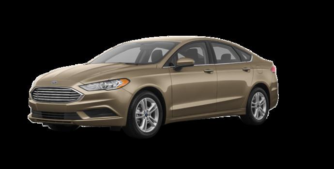 2018 Ford Fusion SE | Photo 6 | White Gold