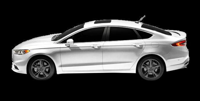 2018 Ford Fusion SPORT | Photo 4 | Oxford White