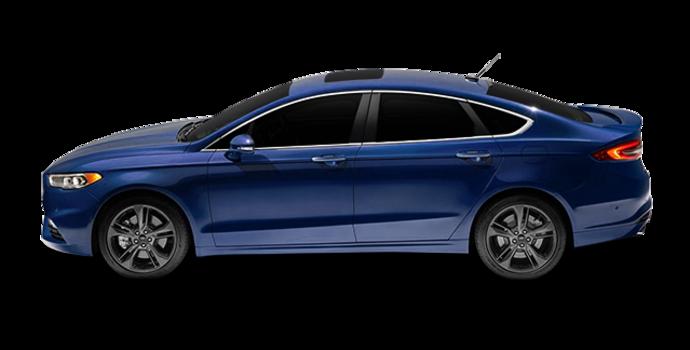 2018 Ford Fusion SPORT | Photo 4 | Lightning Blue