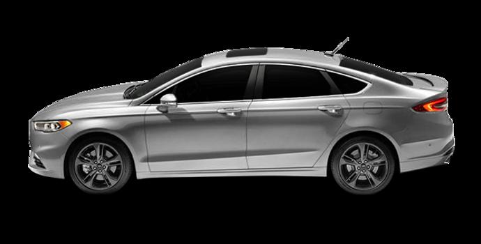 2018 Ford Fusion SPORT | Photo 4 | Ingot Silver