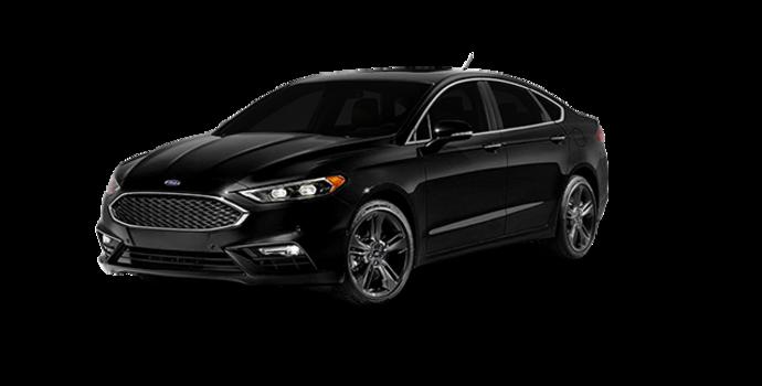 2018 Ford Fusion SPORT | Photo 6 | Shadow Black