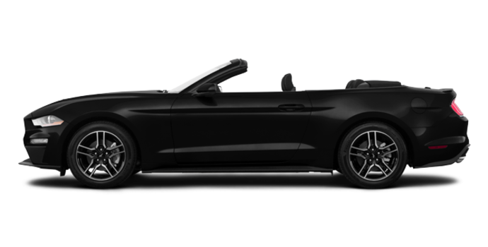 2018 Ford Mustang Convertible EcoBoost | Photo 4 | Shadow Black