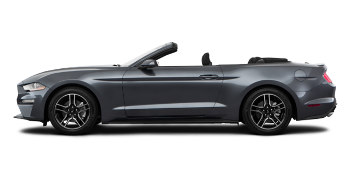 2018 Ford Mustang Convertible EcoBoost | Photo 4 | Magnetic Metallic